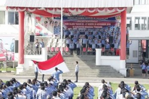 HUT Korpri ke-47, james Sumendap,