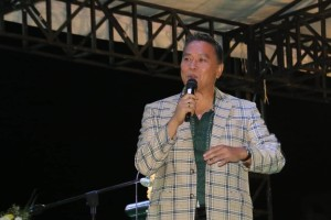 Wali Kota Tomohon Jimmy F Eman SE Ak di Ibadah KPI Tomohon