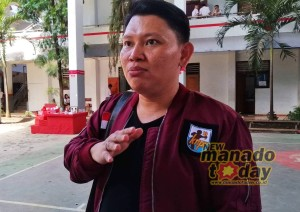 Ketua KNPI Kota Manado, Fanerick G. Kawatu,  Fasilitas Olahraga manado, fasilitas pemuda manado