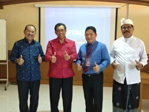 E-LPPD Berbasis Aplikasi dan Website Karya Jemmy Kumendong Dapat Hasil Memuaskan Tim Penguji Diklat PIM II