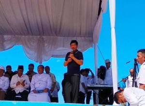 Manado Kota Berdoa, GS Vicky Lumentut ,Mor Bastiaan, BKSAUA manado, FKUB Manado,