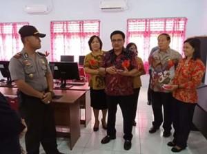 Wakil Walikota Bitung, Ir Maurits Mantiri MM ,ita Mantiri-Tangkudung, SMA Negeri 3 Bitung
