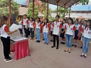 Outdoor Classroom Day, Outdoor Classroom Day minahasa, SMP Negeri 1 Tondano, DR. Kariata Y. A. Togas,