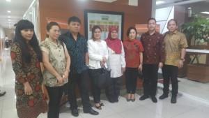 Konsultasi Komisi I DPRD Tomohon di Kemenpan-RB