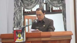 Ir Royke O Roring M.Si , KUA-PPAS Minahasa 2019, APBD Minahasa 2019