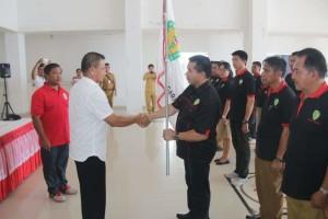 Drs Robby Ngongoloy, Persatuan Atletik Seluruh Indonesia , ketua PASI Minahasa Tenggara