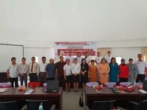 Drs. Robby Ngongoloy , PUSPA Minahasa Tenggara, APSA Minahasa Tenggara, Phebe Punuindiong,
