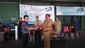 Wakil Walikota Bitung, Ir Maurits Mantiri MM ,Program Gala Desa 2018, Program Gala Desa 2018 bitung