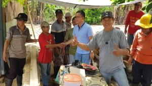 Pnt SBANL disambut P/KB di Wilayah Pinaesaan