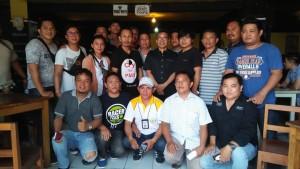 Senator SBAN Liow Serap Aspirasi Berbagai Kalangan