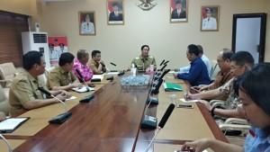 Wakil Gubernur pabrikan kelapa di Sulut