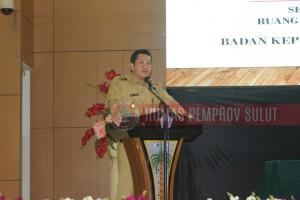Wagub Kandouw: Perekrutan THL Dilakukan Berdasarkan Kompetensi dan Kualifikasi