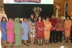 DWP Sulut Gelar Ibadah Syukur Rayakan HUT ke-19
