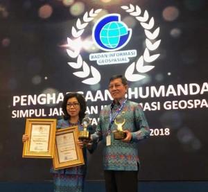Sabet Dua Penghargaan Bhumandala 2018, GSVL: Ini Untuk Masyarakat Kota Manado