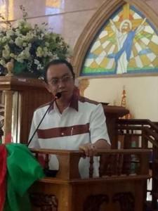 Bupati ROR Dilantik Jadi Ketua Panitia Ibadah Natal dan Tahun Baru KKPGA GMIM