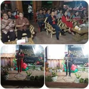 Dihadiri JS-DLR, Kwartir Cabang Pramuka Mitra Gelar Ibadah Perayaan Natal 2018