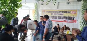 Sosialisasi yang dilaksanakan KPU Kota Tomohon