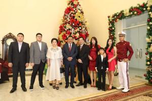 Olly: Damai dan Sukacita Natal Selalu Nyata Dalam Kehidupan Umat Manusia