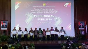 Kementrian PUPR Anugerahi Pemprov Sulut Penghargaan KPBU