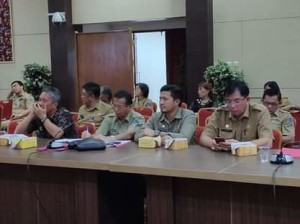 Sekretaris Daerah Kota Bitung, DR Audy Pangemanan , Pansus RUU DPR RI daerah kepulauan