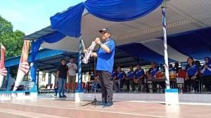 Pekan Olahraga Kota Prestasi I ,Kota Bitung,Maximiliaan J Lomban