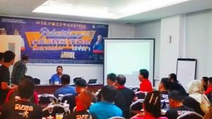 Tambah Pelatih Berkualitas, Dispora Manado Gelar Pelatihan Pelatih Fisik Level I Nasional