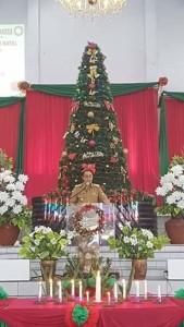 Ibadah Natal Yesus Kristus, Pemkab Minahasa