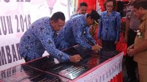 ROR-RD Canangkan Desa Pinasungkulan Sebagai Kampung KB Minahasa