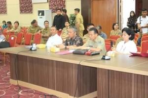 Wabup FDW Bahas RUU Daerah Kepulauan Dengan Tim Pansus RUU DPR RI