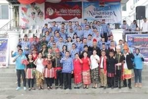 Bela Negara 2018 , Hari Nusantara 2018, Drs Robby Ngongoloy, minahasa tenggara