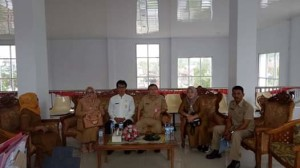 Dinas Dukcapil Kabupaten Gorontalo Belajar Pelayanan KTP-el di Minahasa