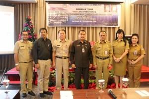 Humas Pemkot Manado,  Penyusunan LPPD TA 2018, Penyusunan LPPD , cara Penyusunan LPPD ,  Steven Runtuwene SSos , micler lakat