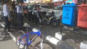 Dishub Manado, Pengempesan Ban, M Sofyan