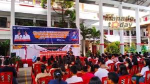 Dispora Tempa Pemuda Kota Manado Agar 'Cerdas' Berorganisasi