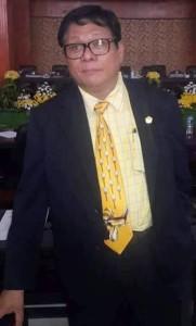 Piet Pungus SPd, Ketua Fraksi Partai Golkar DPRD Tomohon