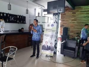 Kadis Kominfo Kota Tomohon Hengkie Yusenimus Supit SIP