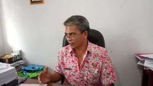 Dinas Sosial Kabupaten Minahasa,  Royke Kaloh SH,Longsor Kawangkoan