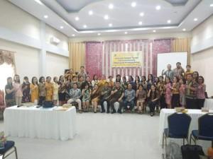 Pemkot Tomohon Sosialisasi Sistem dan Prosedur Pengelolaan Keuangan Daerah di Dinkes