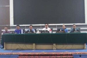 Pimpin Rapat EPRA Triwulan IV, Wawali Mor: Anggaran Program Jangan 'Kira-kira