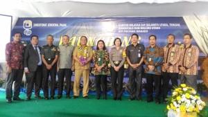 KPP Mikro Tomohon Jadi Percontohan di Indonesia