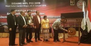 Sidang MPL PGI 2019