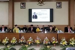 Peringati HUT ke-16 Kabupaten Minsel, DPRD Laksanakan Rapat Paripurna Istimewa