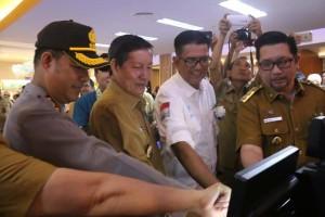 Permudah Pengurusan Perizinan, GSVL-Mor Resmikan Pusat Pelayanan Terpadu di Mantos