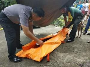 Randy Gerungan ,  Andre Kiroyan, Desa Watuliney Amian, pembunuhan Desa Watuliney Amian