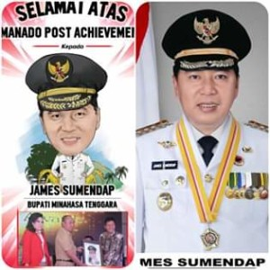 Achivement MP Awards, james sumendap
