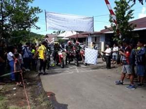 Pinaling Adventure Trail Christmas,  Pinaling Adventure Trail , IMI minsel,  Jurino Tambajong