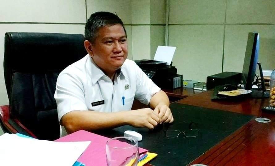 UMK Manado 2019, jumlah UMK Manado 2019, Kadisnaker manado, Donald Supit