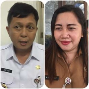 Siaga DBD, DBD Minahasa Tenggara, dr Herny Ratuliu , Jesaja Joke Legi