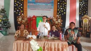 Senator SBANL di kegiatan gerejawi