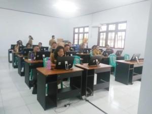Pemkot Tomohon Gelar Assessment Test 34 Pejabat